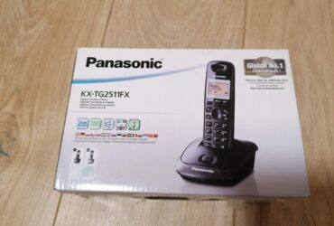 Vand Telefon fix fara fir Panasonic, nefolosit!